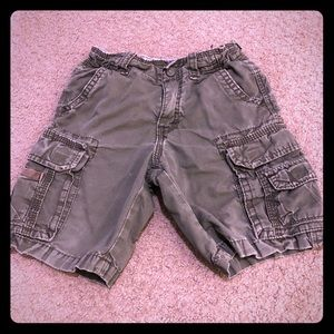 Did Too cargo shorts